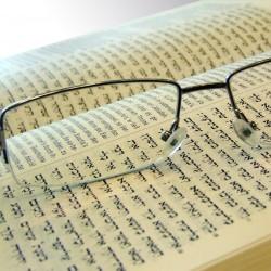 """תנ""""ך בגרמנית """"בינוני"""" - מלכיאור"""