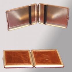 סיגריון בציפוי עור לגודל סטנדרי - מלכיאור