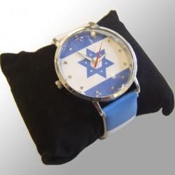 שעון יד - דגל ישראל