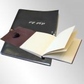 אלבום תמונות בכריכת עור רכה - מלכיאור