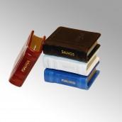 """ספר תהלים לועזי בכריכה קשה """"קטן"""" - מלכיאור"""