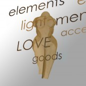 פסל רשת - אהובה בבאי