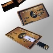 כרטיס אשראי זיכרון נייד