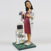 פסל רופאה - Forchino