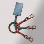 מחזיק מפתחות מעור - מלכיאור