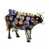 מסיבת תה - cow parade