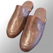 נעלי בית מעור